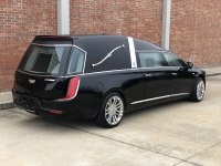 2019 Black Armbruster Stageway Crown Landaulet Funeral Coach 2