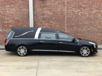 2019 Black Armbruster Stageway Crown Landaulet Funeral Coach 4
