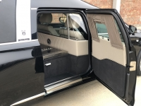 2019 Black Armbruster Stageway Crown Landaulet Funeral Coach 9