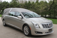 Silver Coast Metallic Crown Landaulet - New Hearse For Sale - 3