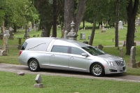 Radiant Silver Crown Landaulet - New Hearse For Sale - 5