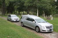 Radiant Silver Crown Landaulet - New Hearse For Sale - 3