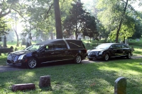2016 Black Crown Landaulet - New Hearse For Sale