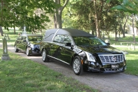 2016 Black Crown Landaulet - New Hearse For Sale 3