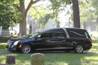 2016 Black Crown Landaulet - New Hearse For Sale 2