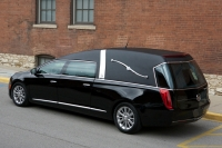2016 Black Crown Landaulet - New Hearse For Sale 5