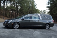 Fawn Gray - Crown Landaulet - New Hearse For Sale - 3