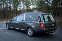Fawn Gray -Crown Landaulet - New Hearse For Sale - 4