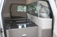 Silver Coast Metallic Crown Landaulet - New Hearse For Sale - 7