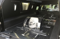 2016 Black Traditional New Hearse for Sale 10