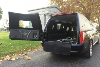 2016 Black Traditional New Hearse for Sale 1