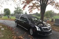 2016 Black Traditional New Hearse for Sale 6