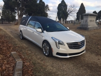 2018 Armbruster Stageway Landau Traditional Hearse 2