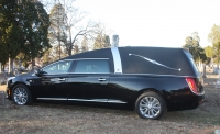 2018 Armbruster Stageway Landau Traditional Hearse 12