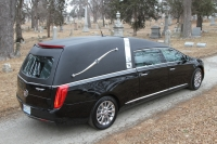 2016 Black Traditional New Hearse for Sale 9