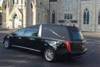 2016 Black Traditional New Hearse for Sale 8