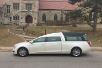 2016 White Diamond Crown Regal New Hearse For Sale