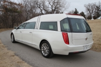 2016 Armbruster Stageway Crown Regal White Diamond New Hearse For Sale 3
