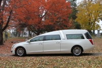 2016 Armbruster Stageway Crown Regal White Diamond New Hearse For Sale 4