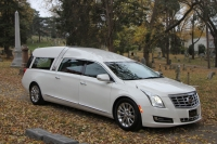2016 Armbruster Stageway Crown Regal White Diamond New Hearse For Sale 5