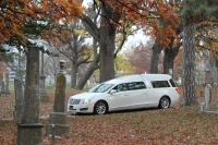 2016 Armbruster Stageway Crown Regal White Diamond New Hearse For Sale 6