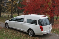 2016 Armbruster Stageway Crown Regal White Diamond New Hearse For Sale 9