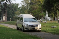 2016 Armbruster Stageway Crown Regal Silver Coast Metallic New Hearse For Sale 1