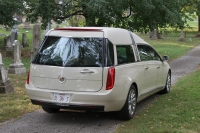 2016 Armbruster Stageway Crown Regal Silver Coast Metallic New Hearse For Sale 2