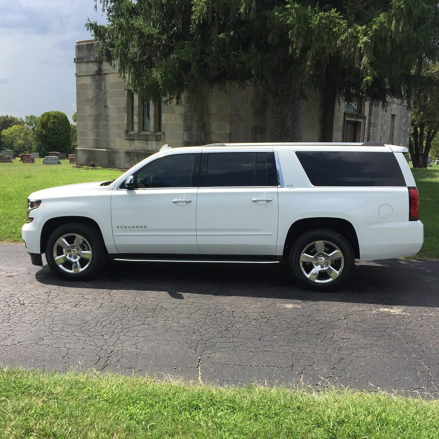 Suburban Vehicles Armbruster Stageway Hearse Car