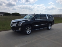 Escalade Hearse Conversion 1