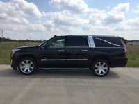 Escalade Hearse Conversion 2