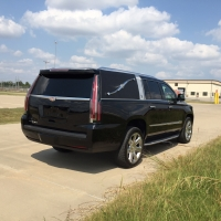 Escalade Hearse Conversion 3
