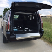 Escalade Hearse Conversion 4