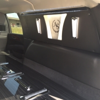 Escalade Hearse Conversion 6