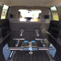 Escalade Hearse Conversion 8