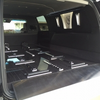 Escalade Hearse Conversion 9