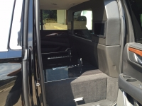 Escalade Hearse Conversion 110