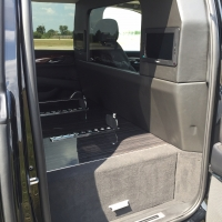 Escalade Hearse Conversion 7