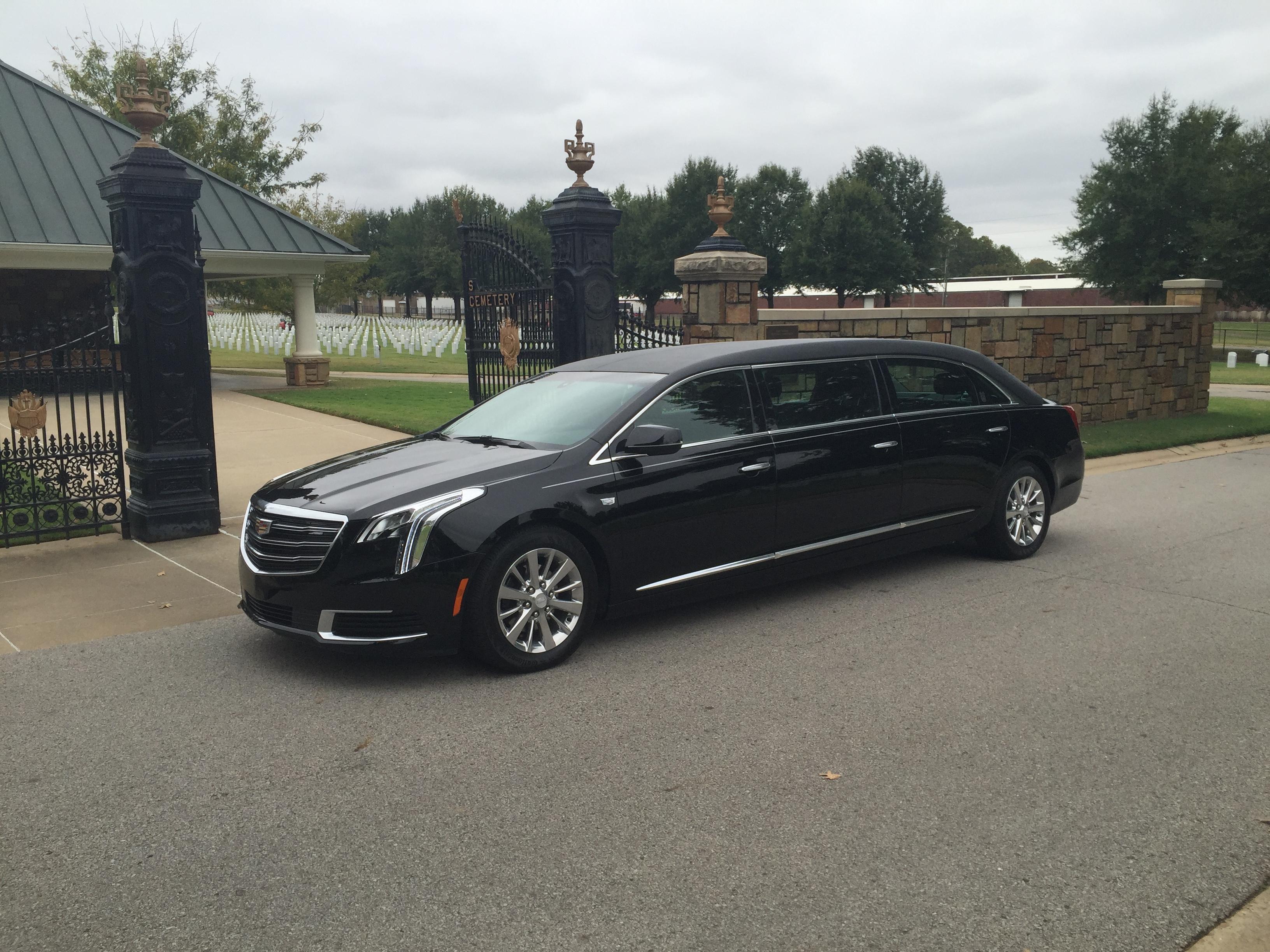 Xts L6 Armbruster Stageway Limousine For Sale