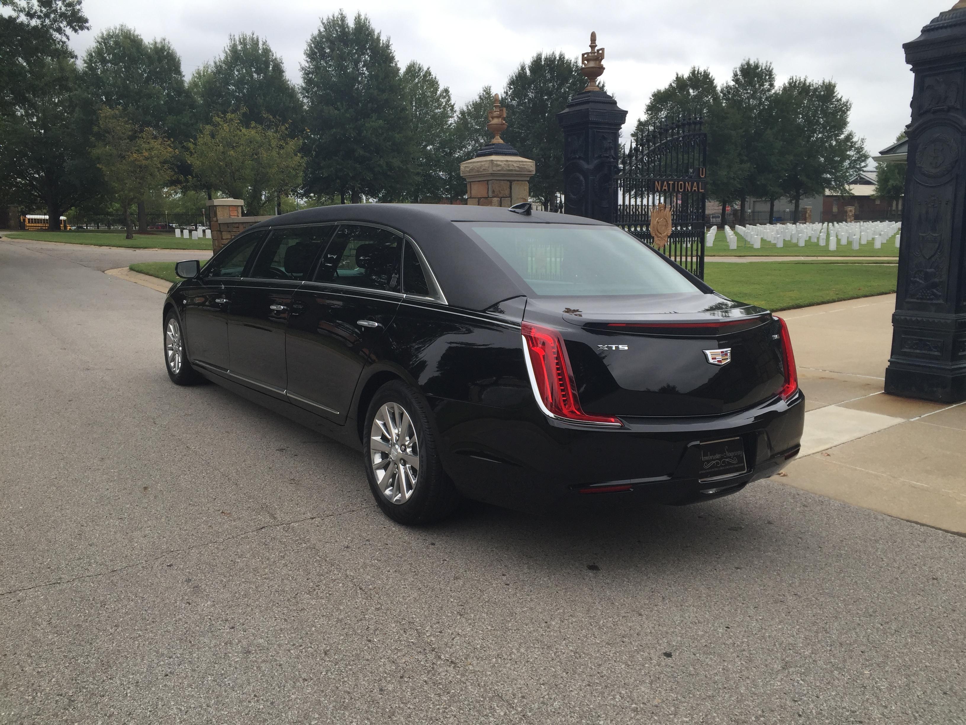 2018 Cadillac Armbruster Stageway Six Door Limousine for Sale 16 & XTS-L6 - Armbruster Stageway - Limousine For Sale