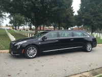2018 Cadillac Armbruster Stageway Six Door Limousine for Sale 1