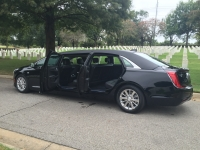2018 Cadillac Armbruster Stageway Six Door Limousine for Sale 9