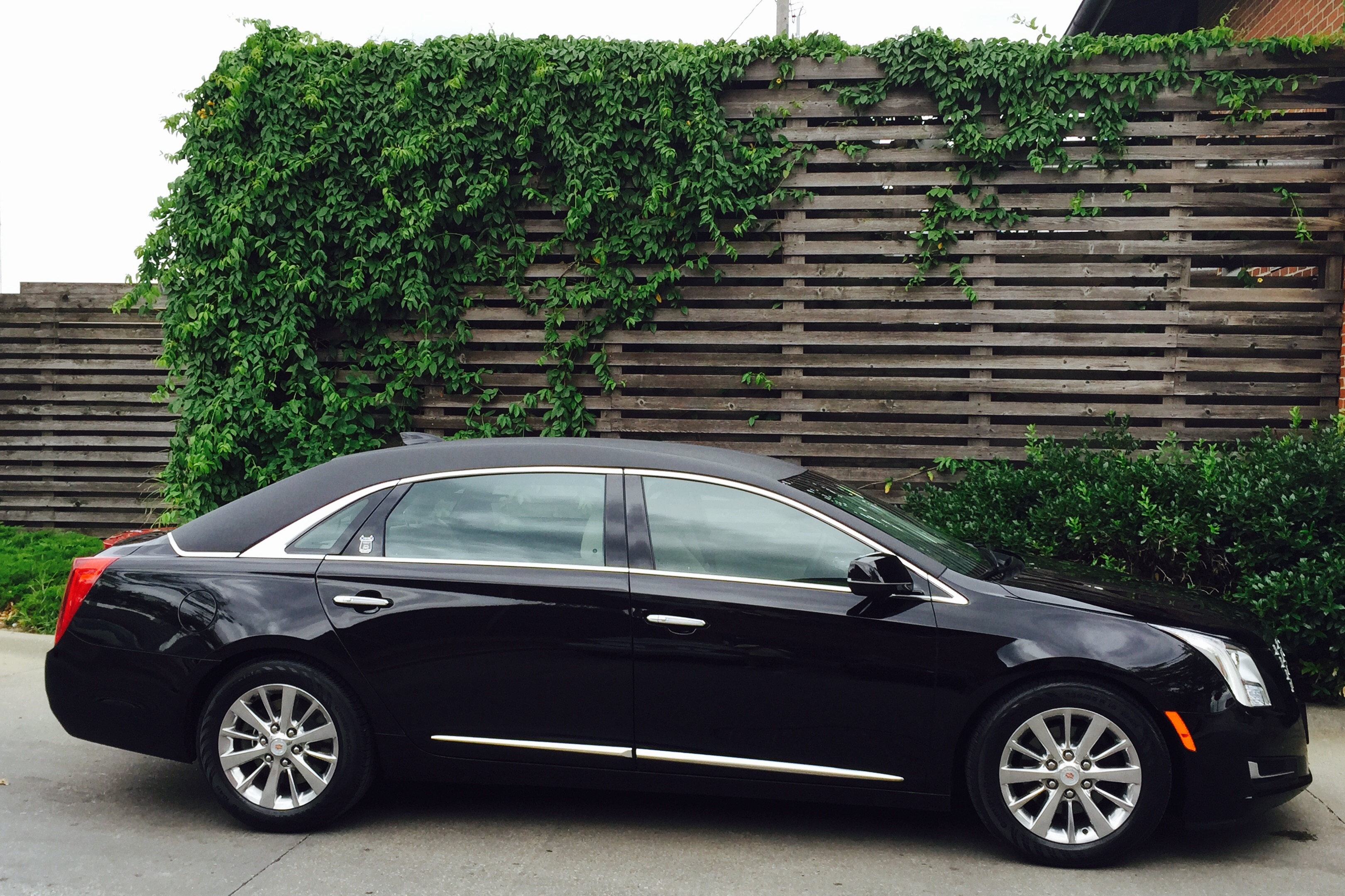 limos limousine armbruster six for cadillac new door sale gallery xts hearse limousines stageway