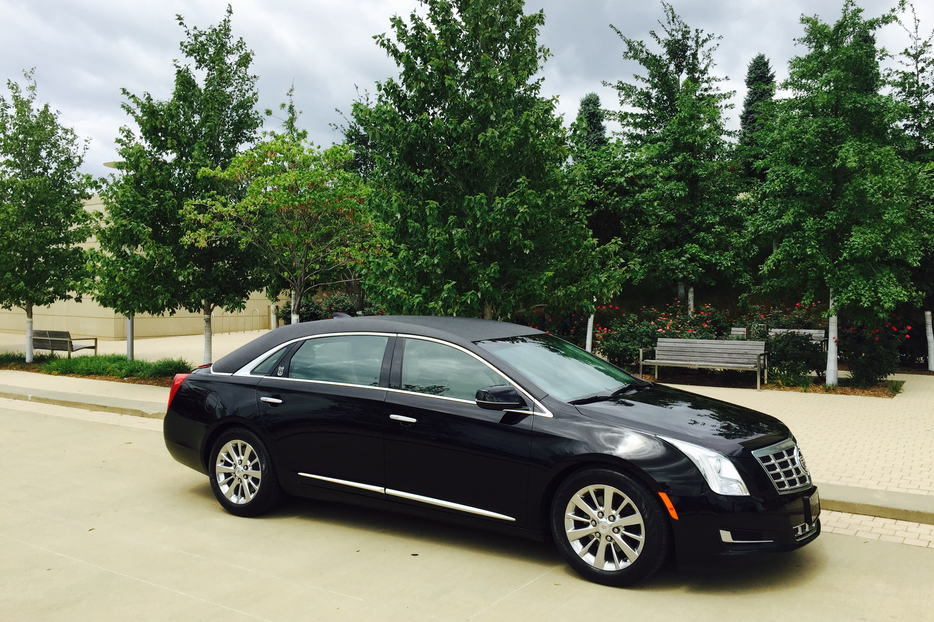 XTS – XL Sedan - Armbruster Stageway - Funeral Cars For Sale