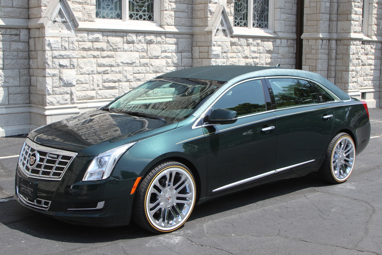Xts Xl Sedan Armbruster Stageway Funeral Cars For Sale