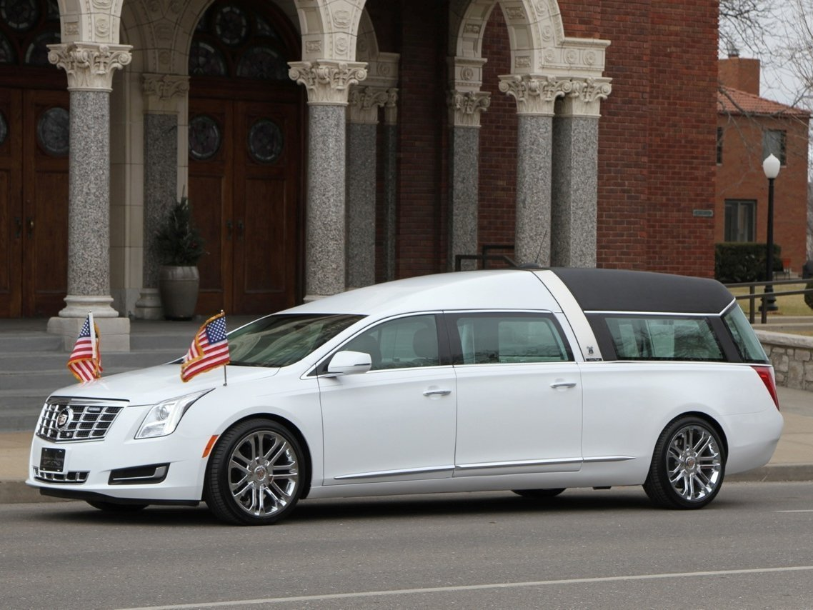 Make A Custom Hearse An Integral Part of Your Funeral Home's Image
